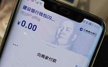Trung Quốc đang thận trọng thí điểm tiền nhân dân tệ số