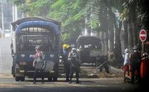 Thêm 8 người biểu tình bị bắn chết ở Myanmar, dân Yangon tiếp tục tháo chạy