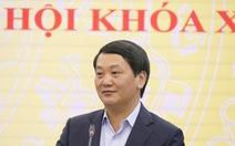 Giới thiệu chủ tịch và tổng thư ký Mặt trận Tổ quốc Việt Nam ứng cử đại biểu Quốc hội