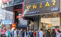 WearVN - nhà phân phối giày Converse, Vans chính hãng