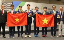 Hậu trường thi Olympic quốc tế - những chuyện chưa kể - Kỳ 2: Thước đo niềm say mê