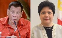 Philippines 'đuổi cổ' bà đại sứ đánh đập, véo tai người giúp việc