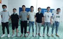 Bắt 7 người Trung Quốc xuất cảnh trái phép sang Campuchia