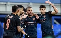 Bùng nổ 7 phút cuối, Man City hạ Everton vào bán kết Cúp FA