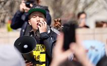 Biểu tình ở bang Georgia phản đối bạo lực chống lại người gốc Á