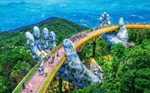 Cầu Vàng ở Đà Nẵng vào danh sách 'kỳ quan thế giới mới' của báo Anh