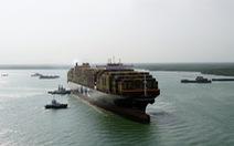 Cảng Cái Mép - Thị Vải: Tàu hàng xếp dỡ kỷ lục 15.000 container