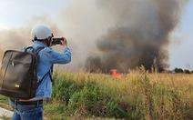 Người dân TP.HCM có thể báo cháy trên điện thoại di động qua 'Help 114'