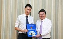 Nguyên chủ tịch UBND quận Thủ Đức cũ làm phó giám đốc Sở Quy hoạch - kiến trúc TP.HCM