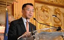 Sau 'ngoại giao chiến lang' ở Mỹ, Trung Quốc lớn giọng luôn tại Pháp