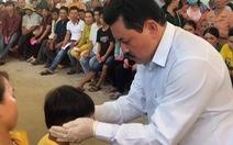 Vụ 'thần y' Võ Hoàng Yên chữa bệnh tại Quảng Ngãi: Thu hồi 200 triệu tiền mời thầy