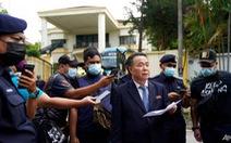 Mỹ bắt giam công dân Triều Tiên bị dẫn độ từ Malaysia