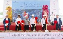Khởi công shophouse Regal Pavillon trung tâm Đà Nẵng