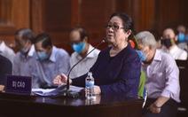 Bà Dương Thị Bạch Diệp: 'Tôi là nạn nhân mà bị án chung thân'