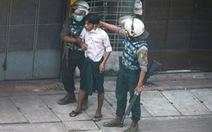 Mỹ trừng phạt cảnh sát trưởng Myanmar, cáo buộc 'đàn áp dã man' người biểu tình