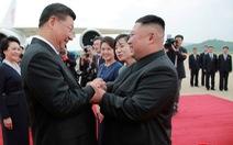 Ông Kim Jong Un kêu gọi ông Tập bắt tay đối phó 'thế lực thù địch'