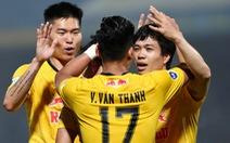 Công Phượng 'nổ súng', HAGL đá bại ĐKVĐ Viettel 3-0 trên sân Hàng Đẫy