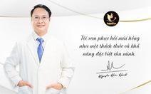 Bác sĩ Nguyễn Hữu Hoạt - chuyên gia phục hồi mũi hỏng nổi tiếng tại TP.HCM