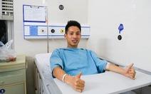 Bệnh viện Vạn Hạnh đang nỗ lực phẫu thuật cho cầu thủ Hùng Dũng