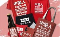 Sản phẩm đu theo 'ngoại giao chiến lang' gây sốt ở Trung Quốc
