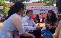 Cuối tuần này tư vấn tuyển sinh tại 4 tỉnh miền Trung