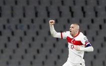 Yilmaz lập hat-trick, Thổ Nhĩ Kỳ lại 'làm gỏi' Hà Lan