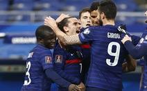 Pháp bị Ukraine cầm chân, Bồ Đào Nha thắng chật vật Azerbaijan