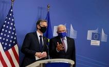 Mỹ - EU khởi động đối thoại về Trung Quốc