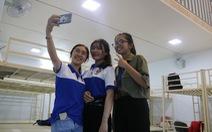 'Ngôi nhà hạnh phúc' cho nữ sinh viên khó khăn