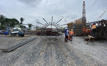 Cao tốc làm xong, cầu Mỹ Thuận 2 không xong thì cũng như không!