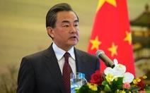Ngoại trưởng Trung Quốc công du Trung Đông, gửi thông điệp tới Mỹ