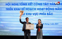 Kịch do Xuân Bắc đạo diễn nhận giải Vở diễn xuất sắc nhất năm
