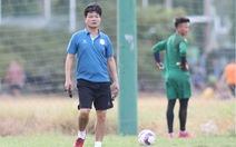HLV trưởng CLB Nam Định lý giải 'dớp' không thắng sân khách hơn 2 năm qua