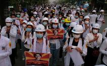 Phong trào phản đối đảo chính Myanmar được đề cử Nobel Hòa bình