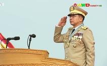 Lãnh đạo quân đội Myanmar hứa có bầu cử dân chủ, bảo vệ dân