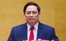Ông Phạm Minh Chính: 'Kỷ luật nhiều chẳng vui vẻ gì, nhưng phải làm'