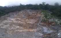 Một người đàn ông chết ở mỏ đá, nghi bị tai nạn lao động