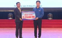 21 triệu đồng từ ngôi trường ở Thanh Hóa 'Cùng Tuổi Trẻ góp vắc xin COVID-19'