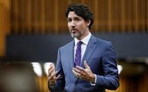 Thủ tướng Canada tuyên bố 'không thể chấp nhận' lệnh trừng phạt của Trung Quốc