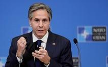 Ngoại trưởng Mỹ: Quan hệ Mỹ - Trung 'ngày càng đối đầu'