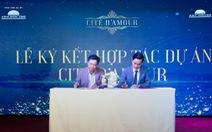 Asia New Time phân phối khu nhà phố thương mại Cite' D'amour