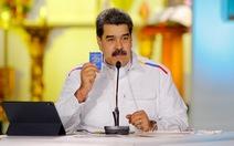 Venezuela đề xuất đổi dầu lấy vắc xin phòng COVID-19