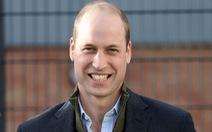 Hoàng tử William là 'người đàn ông hói đầu hấp dẫn nhất thế giới'?