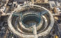 Cận cảnh nhà ga metro Bến Thành sâu 32m trong lòng đất