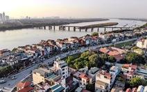 Hà Nội từ 'quay lưng vào sông Hồng' nay sẽ 'quay mặt vào sông Hồng' để phát triển