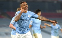 Man City mạnh mẽ san bằng các chướng ngại, thắng trận thứ 21