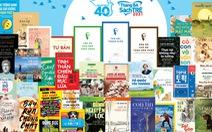 Phát hành sách của Nguyễn Nhật Ánh, Nguyễn Ngọc Tư, Nguyễn Ngọc Thuần phiên bản đặc biệt