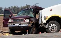 NÓNG: Tai nạn giao thông làm thiệt mạng ít nhất 14 người