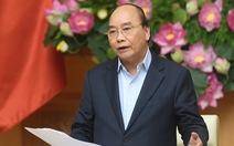 Thủ tướng: Dự án nào không thể khắc phục, kiên quyết cho giải thể, phá sản