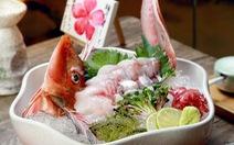 Ba loại cá nổi tiếng trong 'ngôi chợ trăm tuổi' ở Fukuoka